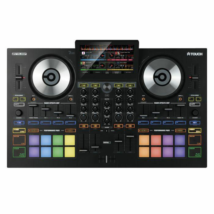 RELOOP - Reloop Touch DJ Controller