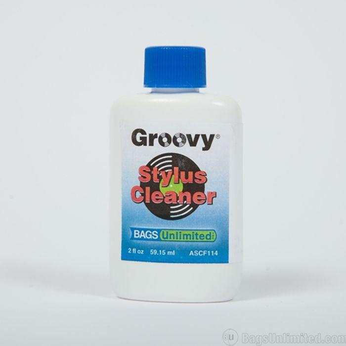 GROOVY - Groovy Stylus Cleaning Fluid (2oz bottle)