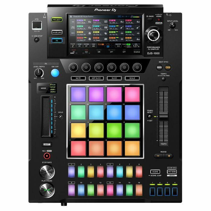 PIONEER - Pioneer DJS1000 Performance DJ Sampler