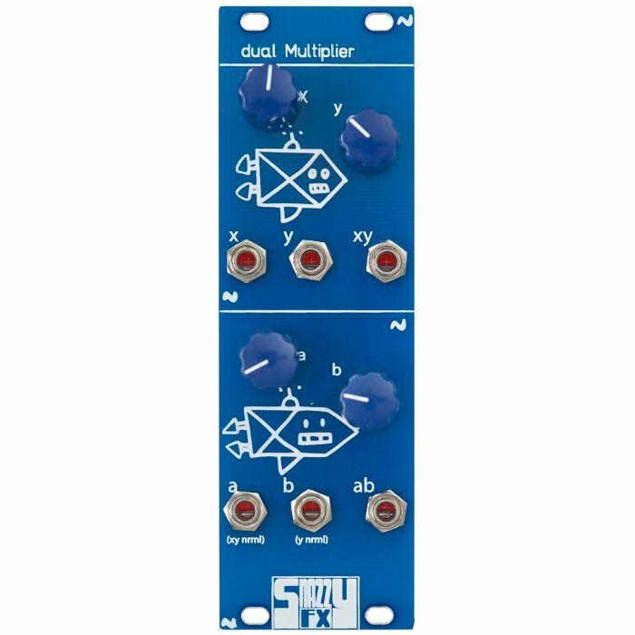 SNAZZY FX - Snazzy FX Dual Multiplier Dual Four Quadrant Multiplier Module
