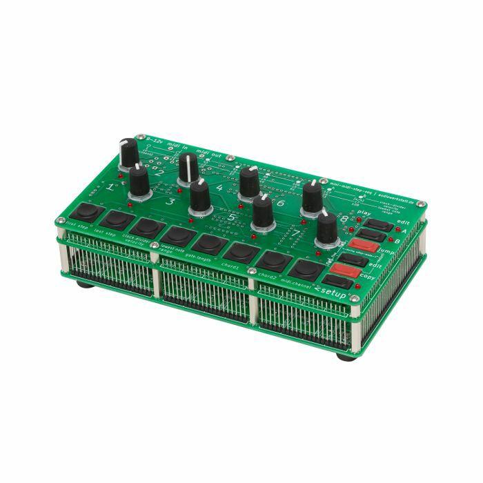 AUDIOWERKSTATT - Audiowerkstatt Mini MIDI Step Seq Sequencer