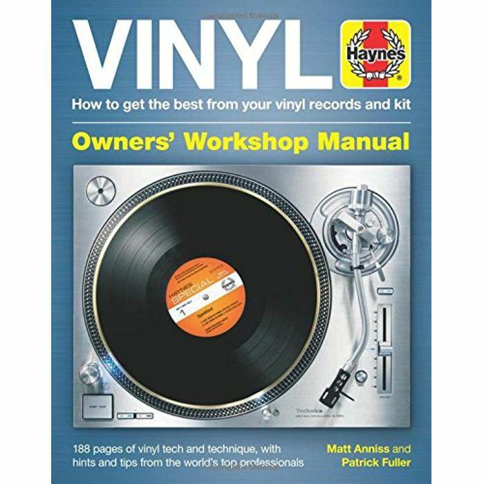 ANNISS, Matt - The Vinyl Owner's Workshop Manual