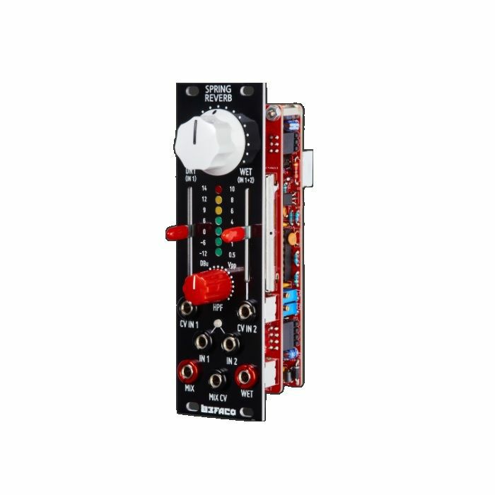 BEFACO - Befaco Spring Reverb Module (assembled)