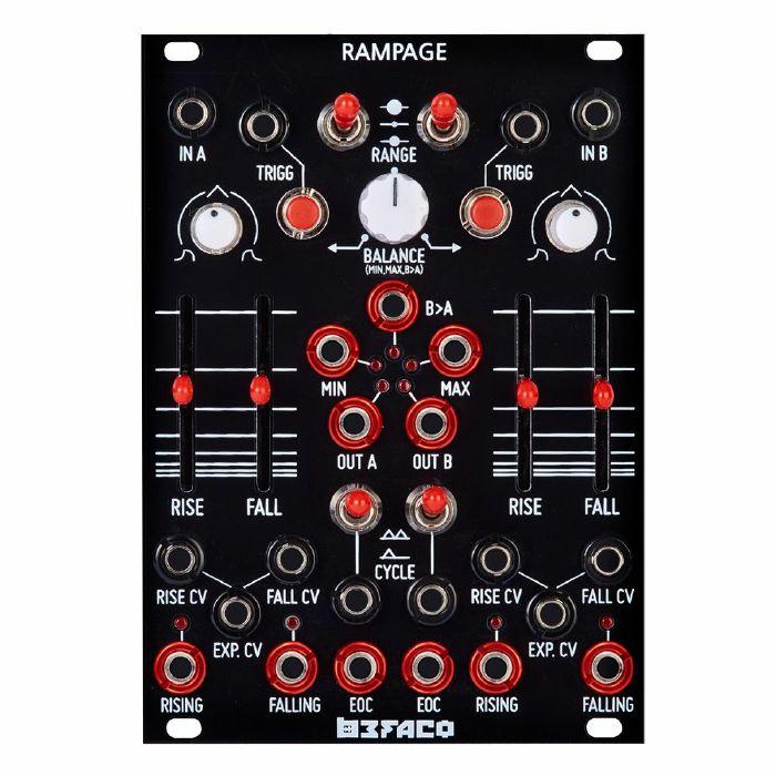 BEFACO - Befaco Rampage Ramp Generator Module (assembled)