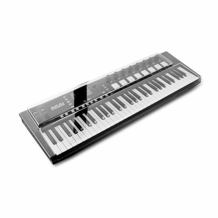 DECKSAVER - Decksaver Akai Advance 61 Cover (smoked clear)