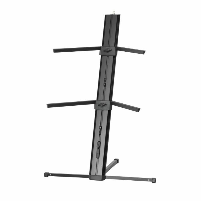 ADAM HALL - Adam Hall SKS22 XB Double Keyboard Stand (black)