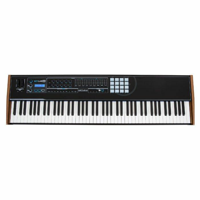ARTURIA - Arturia Keylab 88 Controller Keyboard + Analog Lab Synth Software (limited black edition)