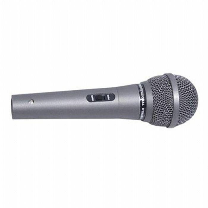 SOUND LAB - Sound LAB Dynamic Switched Microphone (gun metal) (B-STOCK)