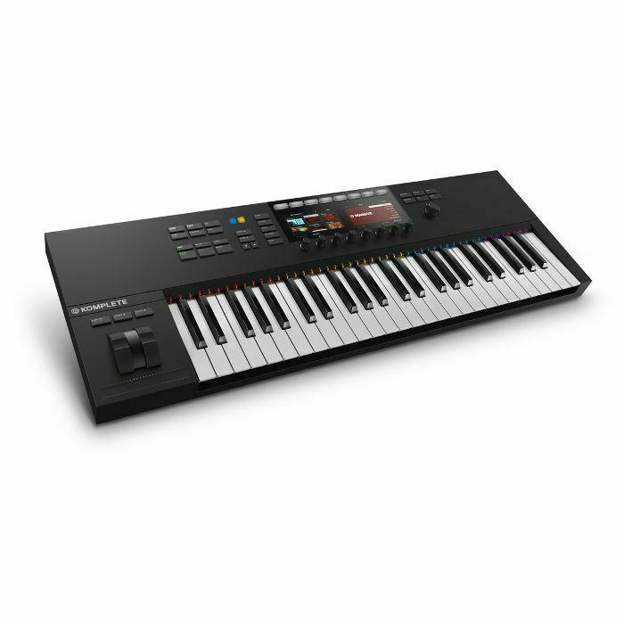NATIVE INSTRUMENTS - Native Instruments Komplete Kontrol S49 MK2 Smart Keyboard Controller (B-STOCK)