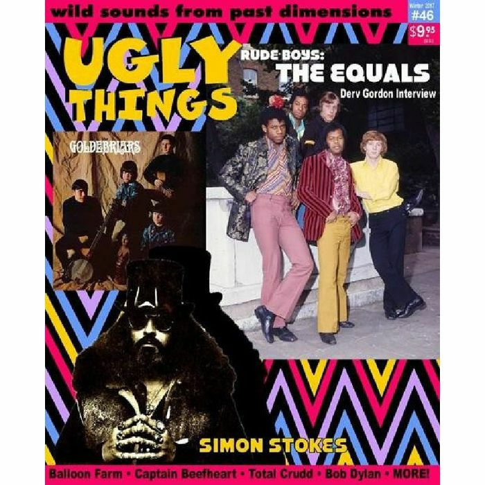 UGLY THINGS - Ugly Things Magazine Issue #46
