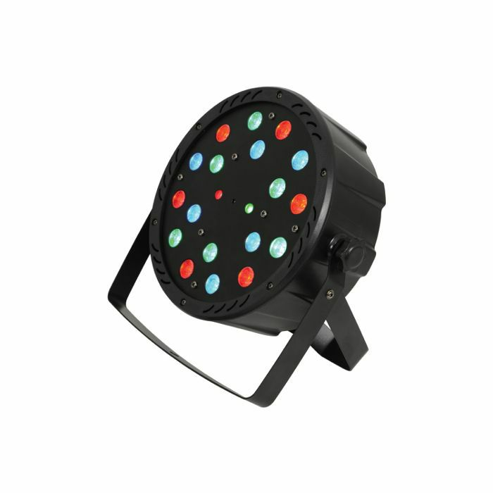 QTX - QTX Starwash LED PAR Can With Lasers