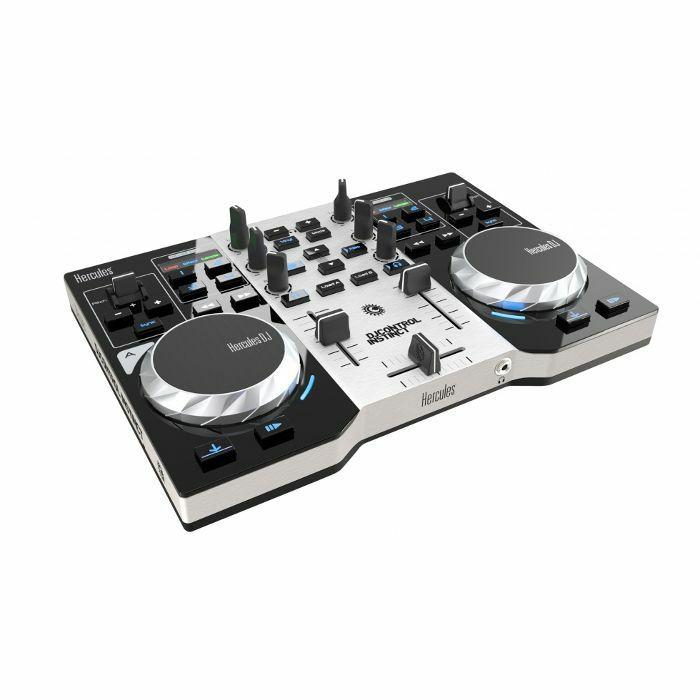 HERCULES - Hercules DJ Control Instinct S Party Pack