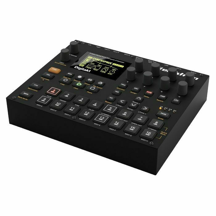 ELEKTRON - Elektron Digitakt Drum Machine & Sampler (B-STOCK)