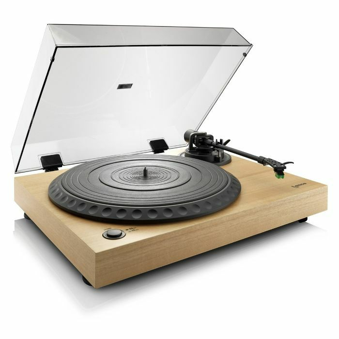 LENCO - Lenco L91 USB Wooden Turntable