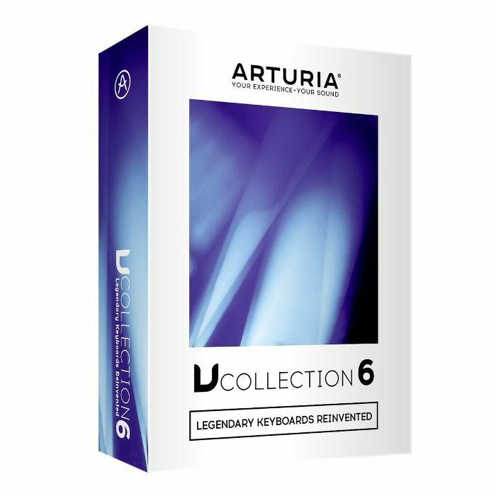 ARTURIA - Arturia V Collection 6 Software (boxed)