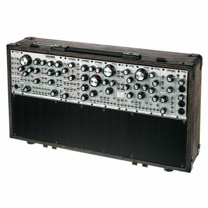 PITTSBURGH MODULAR - Pittsburgh Modular Lifeforms Foundation 4 Duophonic Modular Synthesizer (B-STOCK)
