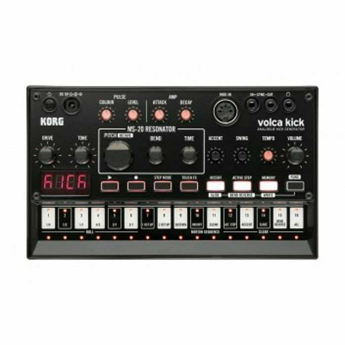 KORG - Korg Volca Kick Analogue Kick Generator (B-STOCK)