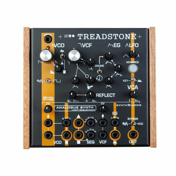 ANALOGUE SOLUTIONS - Analogue Solutions Treadstone SynthBlock Analogue Synthesizer