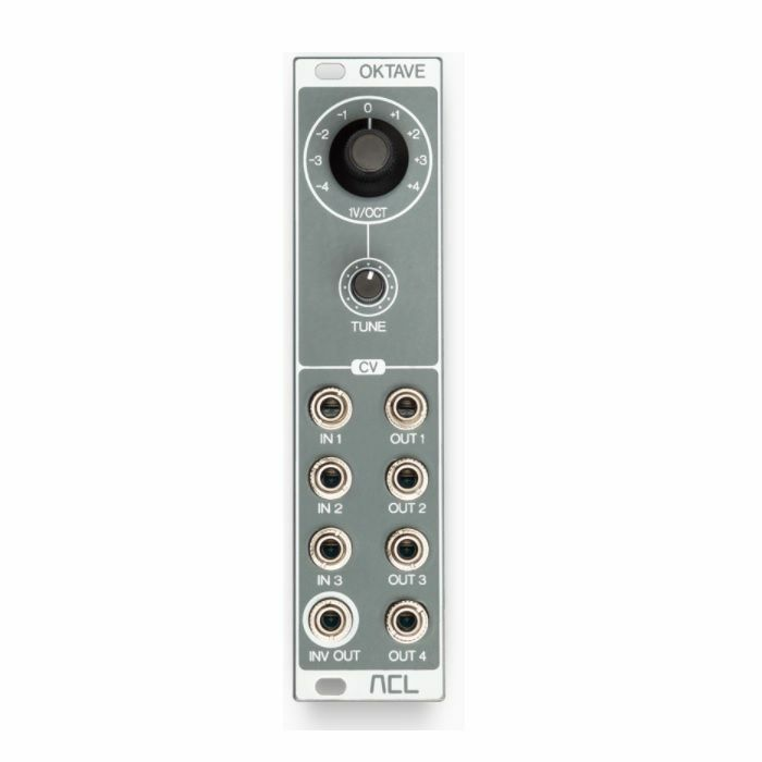 ACL - ACL Oktave CV & Octave Shifter Module