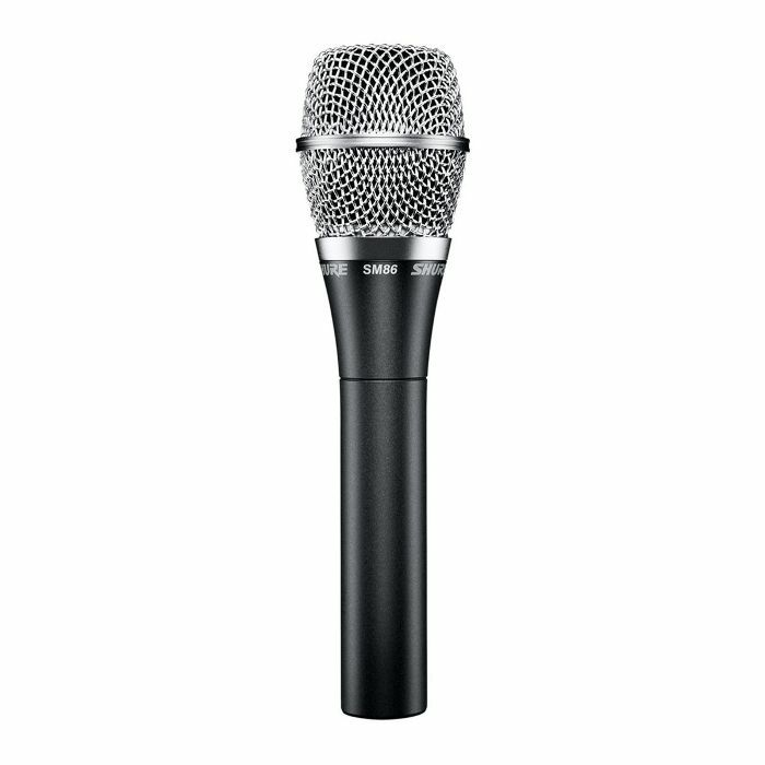 SHURE - Shure SM86 Vocal Microphone