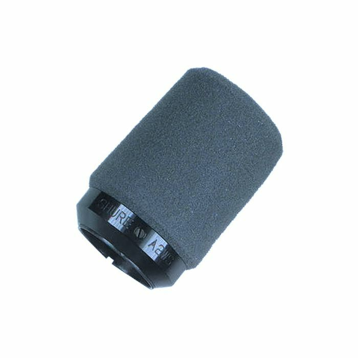 SHURE - Shure A2WS-GRA Microphone Windscreen For SM57 & 545 Microphones (grey)
