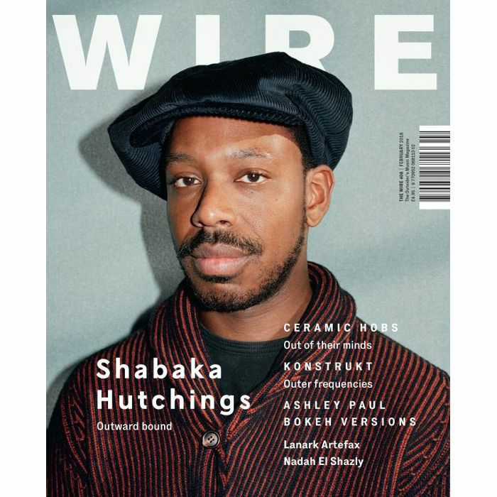 WIRE MAGAZINE - Wire Magazine: February 2018 Issue #408