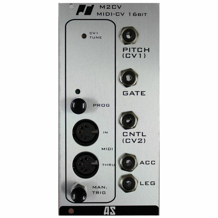 ANALOGUE SOLUTIONS - Analogue Solutions M2CV MIDI To CV Converter Module