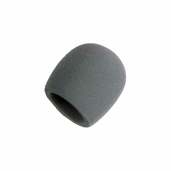 SHURE - Shure A58WS Microphone Windshield For PG48 PG58 SM48 SM58 Beta58A & 565SD (grey)