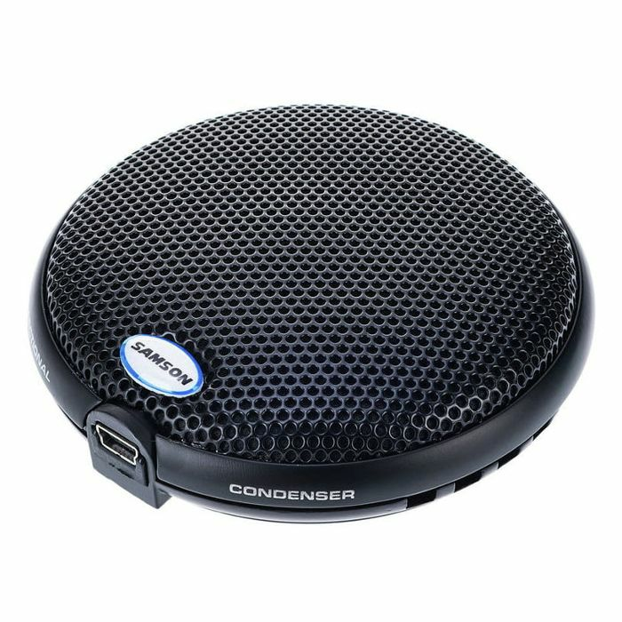 SAMSON - Samson UB1 Omni-Directional USB Boundary Microphone For Conferences & Meeting Rooms