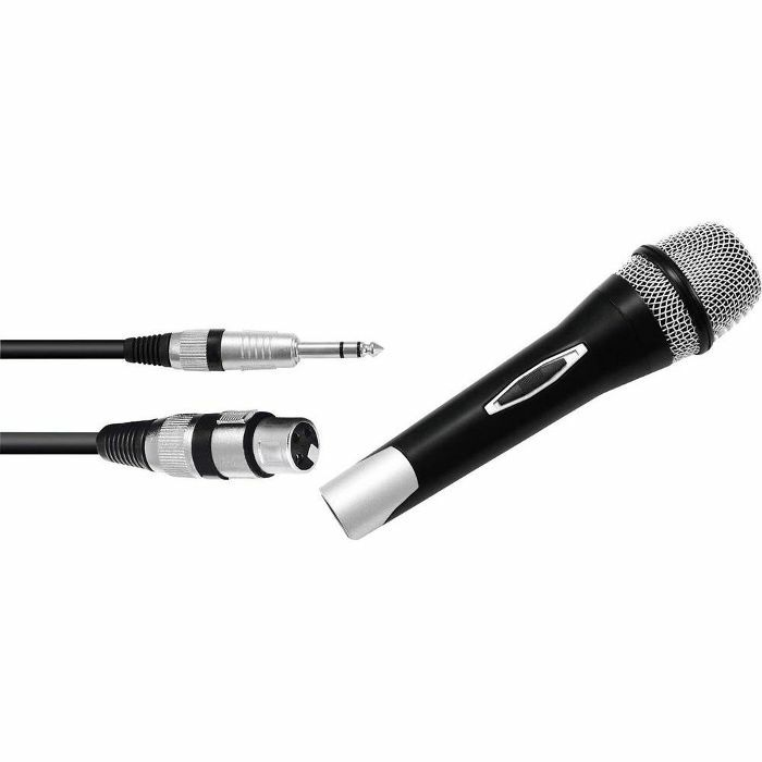 OMNITRONIC - Omnitronic Partymic-1 Cardioid Dynamic Vocal Microphone