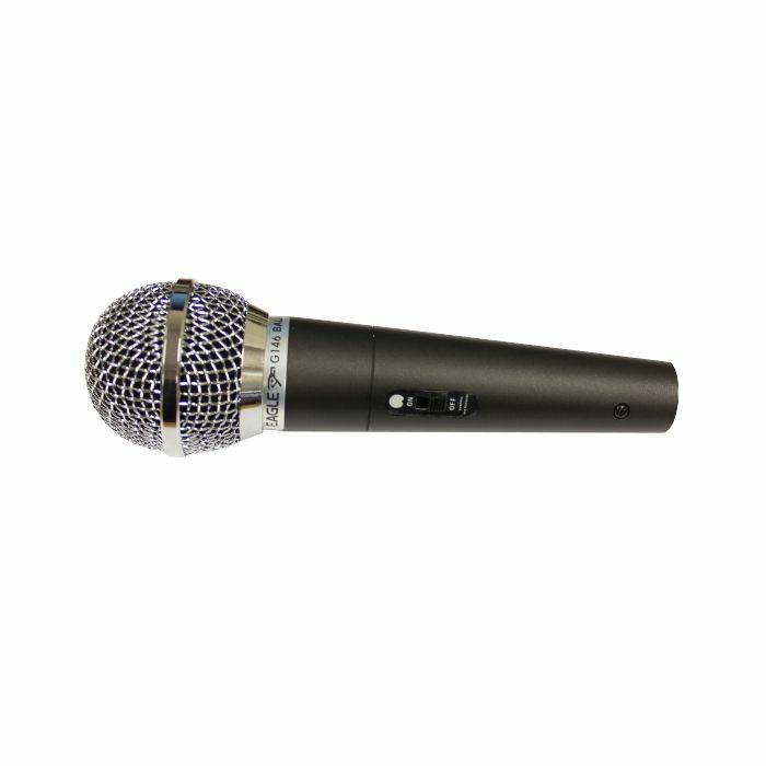 EAGLE - Eagle G146 Dynamic Vocal Microphone