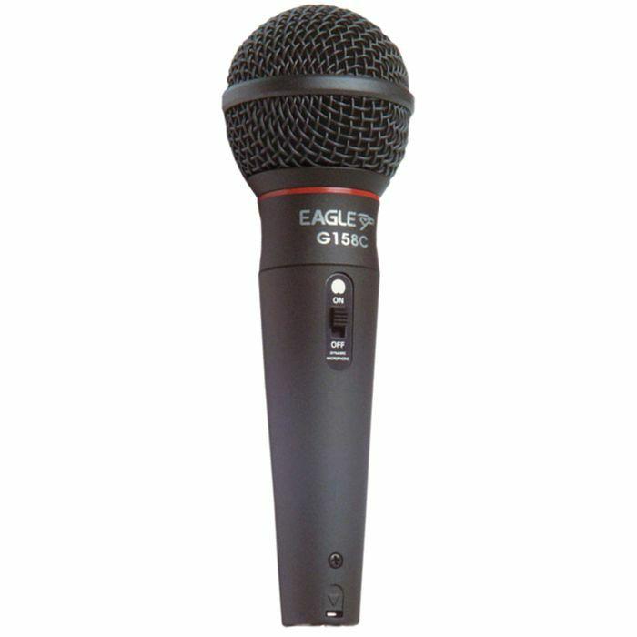 SOUNDLAB - Soundlab UDM960 Dynamic Handheld Microphone