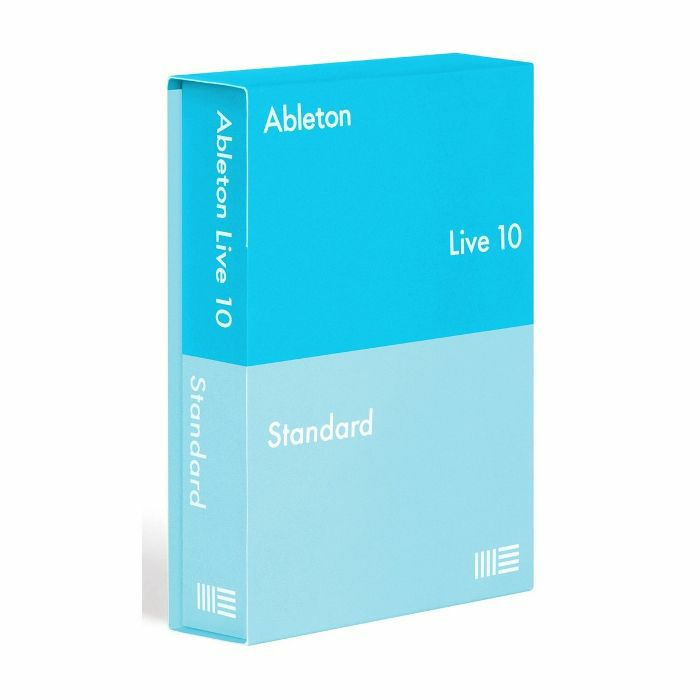 ABLETON - Ableton Live 10 Standard Edition (full boxed version)