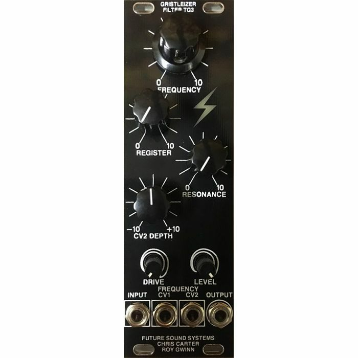 FUTURE SOUND SYSTEMS - Future Sound Systems TG3 Gristleizer Filter Module