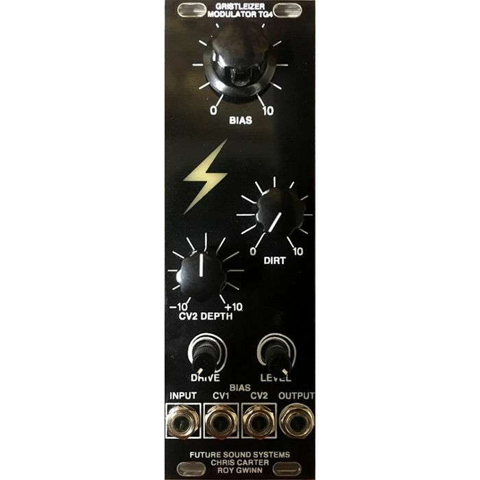 FUTURE SOUND SYSTEMS - Future Sound Systems TG4 Gristleizer Modulator Module