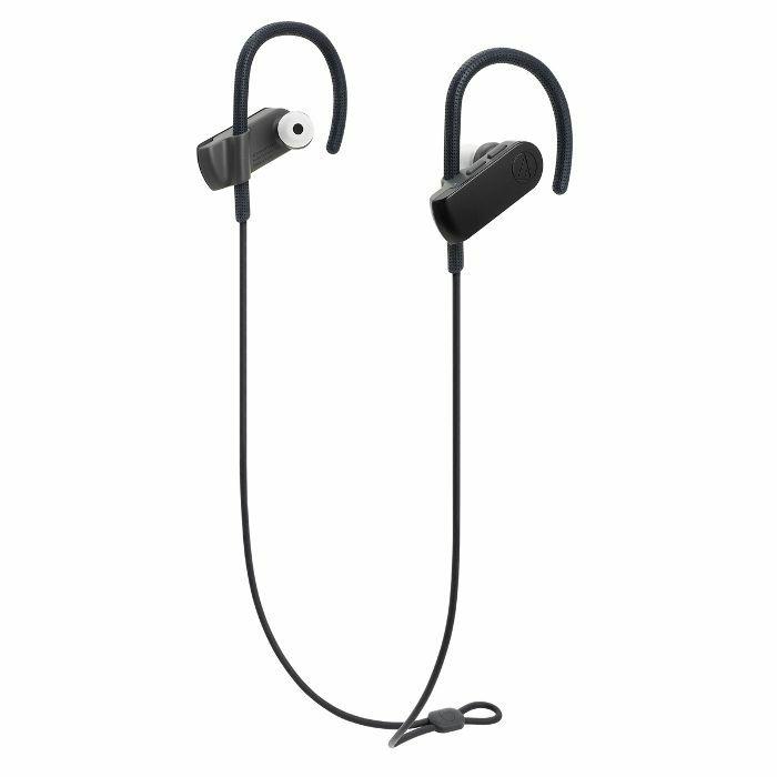 AUDIO TECHNICA - Audio Technica ATH SPORT50BT SonicSport Wireless In Ear Headphones (black)