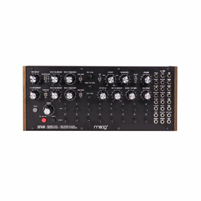MOOG - Moog DFAM Semi Modular Analogue Percussion Synthesizer
