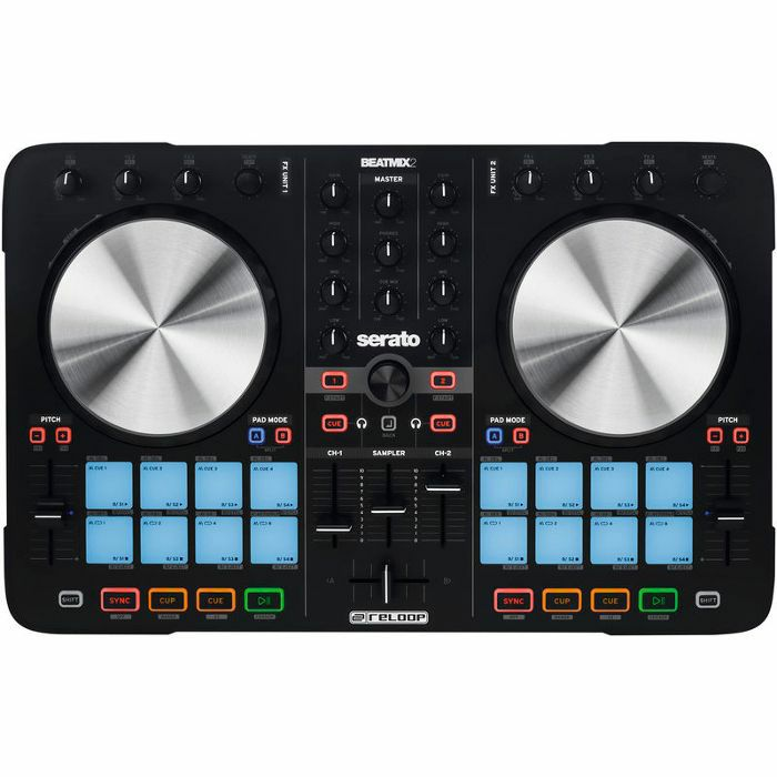 RELOOP - Reloop Beatmix 2 MK2 DJ Controller With Serato DJ Intro