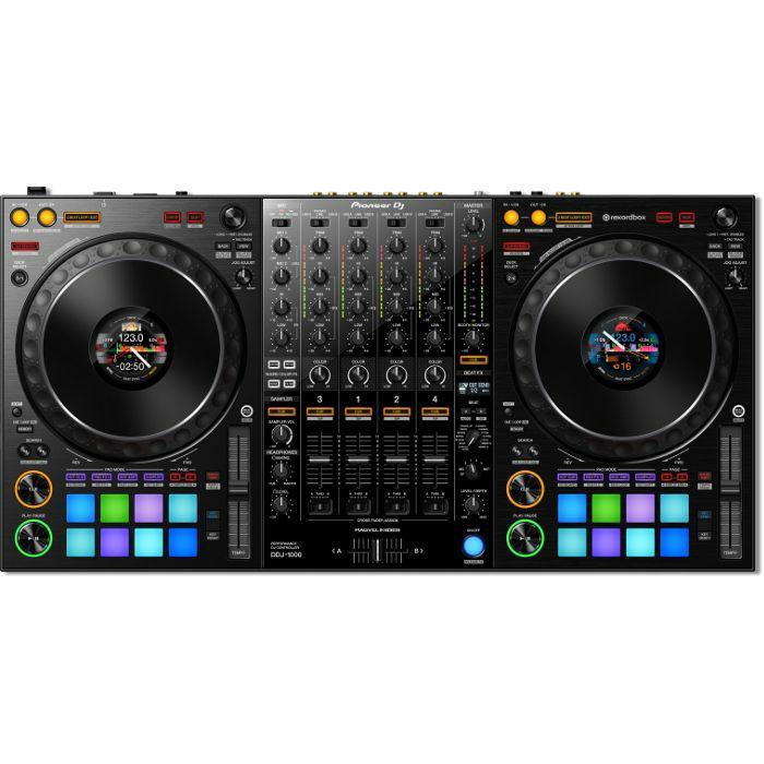 PIONEER - Pioneer DDJ1000 Performance DJ Controller