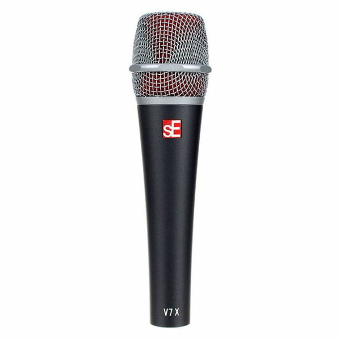 SE ELECTRONICS - sE Electronics V7 X Supercardioid Dynamic Instrument Microphone