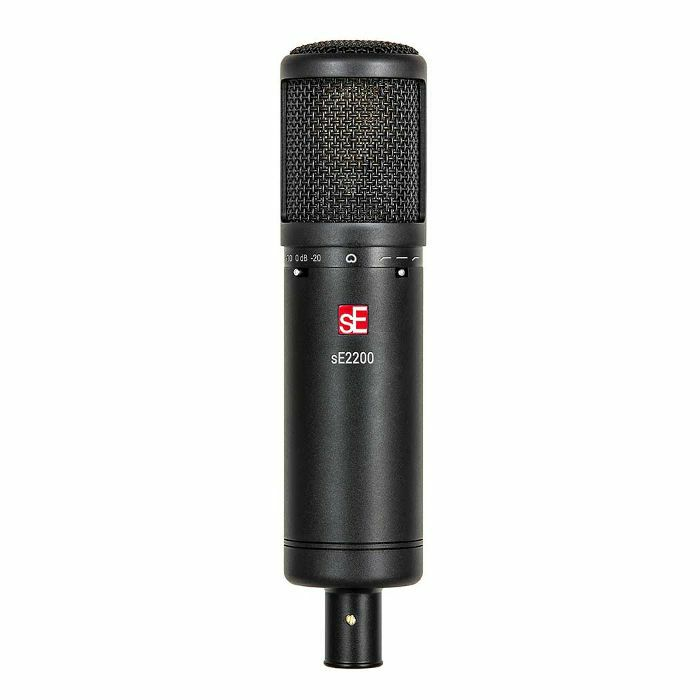 SE ELECTRONICS - sE Electronics SE2200 Cardioid Condenser Vocal Microphone