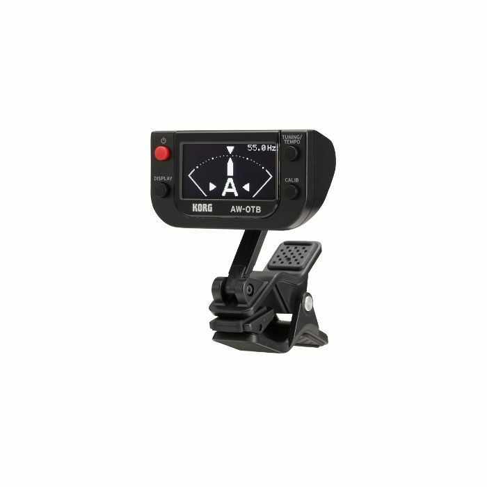 KORG - Korg AWOTB Clip On Bass Tuner