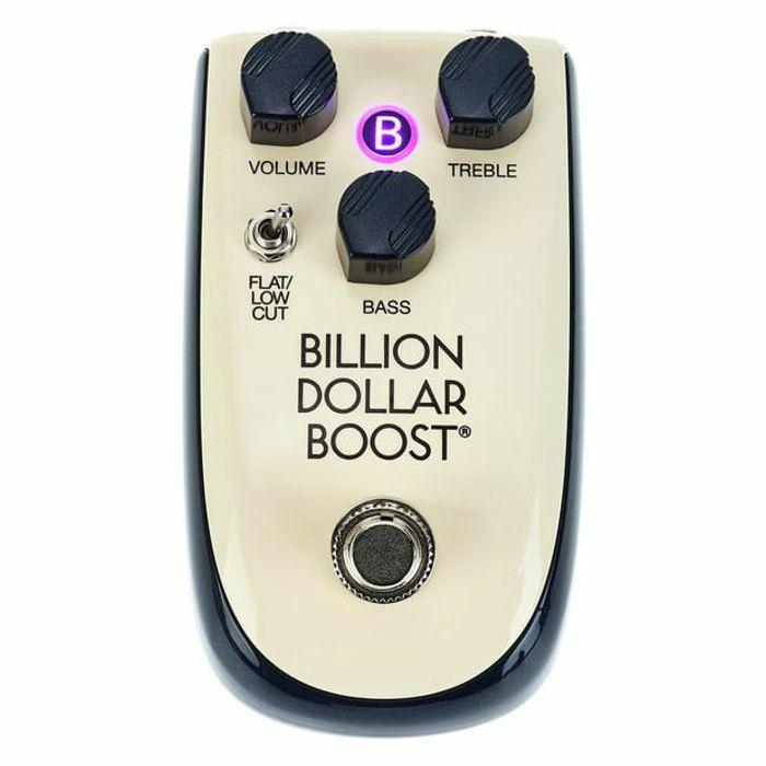 DANELECTRO - Danelectro Billionaire Billion Dollar Boost Pedal