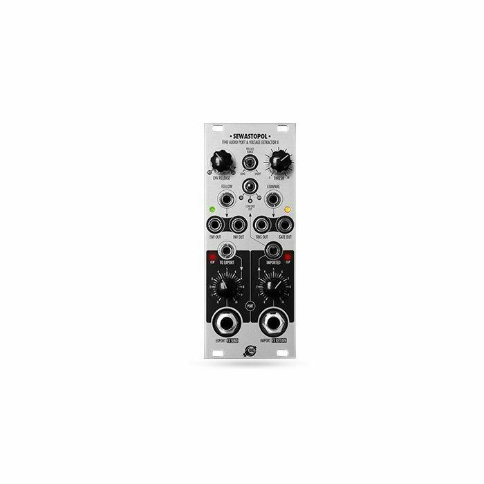 XAOC DEVICES - Xaoc Devices Sewastopol 2 Audio Port & Voltage Extractor Module