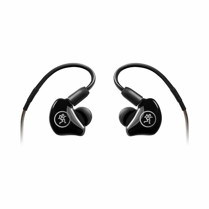 MACKIE - Mackie MP220 Professional In Ear Monitor Headphones