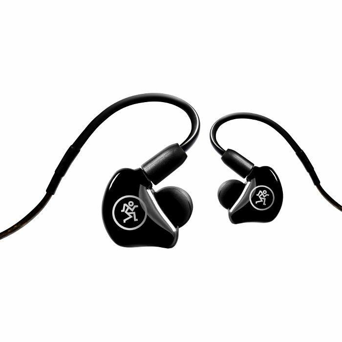 MACKIE - Mackie MP240 Professional In Ear Monitor Headphones