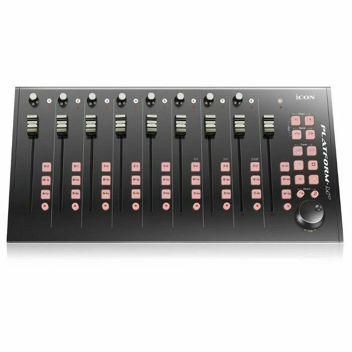 ICON - iCon Platform M+ USB DAW MIDI Controller (B-STOCK)