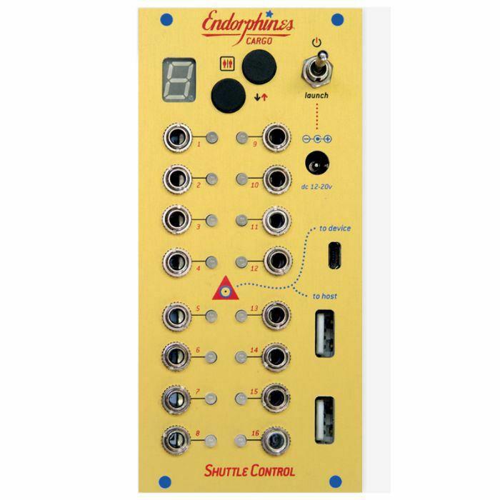 ENDORPHIN.ES - Endorphin.es Shuttle Control USB To MIDI To CV Converter Module (B-STOCK)