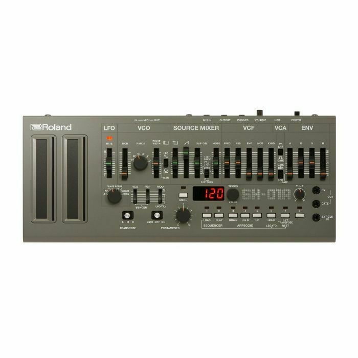 ROLAND - Roland Boutique SH01A Synthesizer (grey) (B-STOCK)