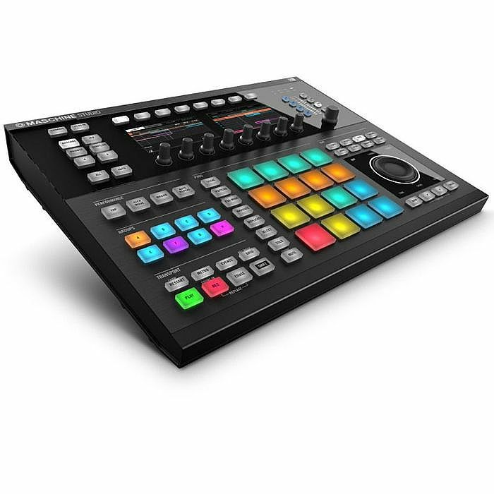 NATIVE INSTRUMENTS - Native Instruments Maschine Studio Groove Production System (black) (B-STOCK)